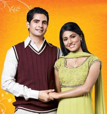 A scene from Yeh Rishta Kya Kehlaata Hai