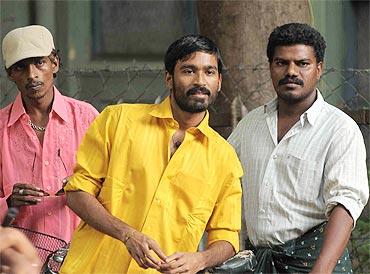 A scene from Aadukalam
