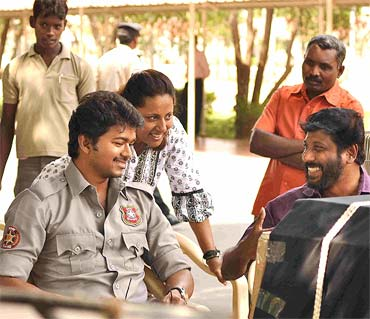 Audience comes to watch the hero in Tamil films' - Rediff com Movies