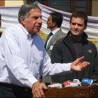 Ratan Tata positive, says India's outlook not as bad