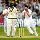 Ashes PHOTOS: Siddle takes five before England fight back