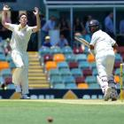 'Injured Marsh unlikely to bowl again in the Test'