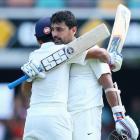 Stats: Vijay completes 2, 000 Test runs; Dhoni overtakes Ganguly