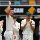 Hazlewood takes five before Yadav's double strike rocks Australia