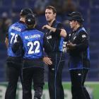 Abu Dhabi ODI: Williamson ton helps New Zealand level series