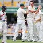 'India have a slight edge going into day three at The Gabba'