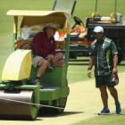 Never faced complaints about practice pitches: Gabba curator