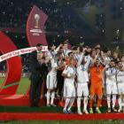 Real Madrid beat San Lorenzo to lift Club World Cup
