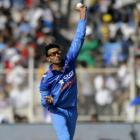 Left-arm spinner Axar to replace injured Jadeja for last 2 Tests