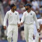 Dhoni rubbishes reports of Kohli-Dhawan spat