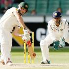 Marsh digs in to put Australia in control at MCG