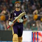 Gambhir reprimanded for kicking a chair, Kohli also fined