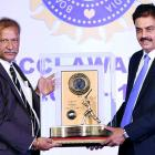 BCCI awards: Vengsarkar, Bhuvneshwar and Rohit Sharma honoured