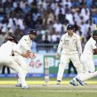 Pakistan hold firm to draw second Test