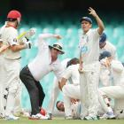 Australia's Hughes 'critical'; undergoes surgery after bouncer blow to head