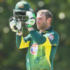 'Helmets give batsmen a false sense of security'