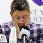 Grief-stricken Michael Clarke shows true off-field leadership