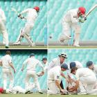 Timeline: How Phillip Hughes met with his fate