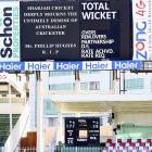 New Zealand v Pakistan suspended after Hughes dies