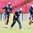 India gear up for Sri Lanka ODIs; Saha set to play