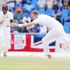 Holder earns West Indies draw despite Anderson record