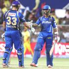 IPL: Watson, Rahane help leaders Rajasthan thrash Chennai