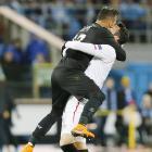 Europa PHOTOS: Sevilla overcome poor 'keeping, Zenit to enter semis