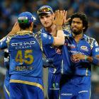Malinga, McClenaghan bowl Mumbai Indians to win over Hyderabad
