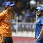 Tendulkar, Dravid, Ganguly to select India's new coach