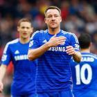 When Terry helped Chelsea snap Arsenal's nine-match win streak