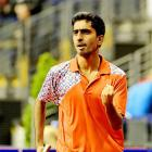 India's Sathiyan in World TT main draw