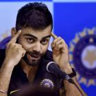 Kohli denies that there was friction in the team