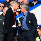 Will Wenger's Arsenal end his Mourinho jinx?