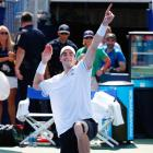 Isner beats the heat and Baghdatis to rule in Atlanta once more