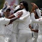 India off to a horror start after Ishant sends SL crashing for 201