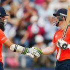 Cardiff T20: Morgan, Moeen help England edge past Australia