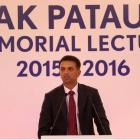 Rahul Dravid's Pataudi Memorial Lecture: Full Text