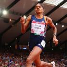 National Athletics: Olympics-bound Luka wins gold, Mayookha injured