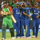 PHOTOS: Sri Lanka thump Bangladesh for second straight win
