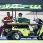 West Indies lose Bravo for rest of World Cup