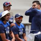 Tri-Series: Ishant, Jadeja available as India take on Australia