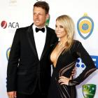 PHOTOS: Australian cricketers' WAGs sizzle at Allan Border Medal ceremony