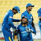 Sangakkara surpasses Gilchrist to record most dismissals in ODIs