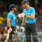 Taylor, Buttler deny India tri-series final berth