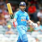 Tri-Series PHOTOS: Rahane hits a patient 73 against England