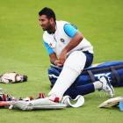 Matter of time before I get back, says Pujara