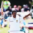 Karunaratne ton rescues Sri Lanka after Shah strikes