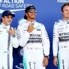 British Grand Prix: Hamilton on pole at Silverstone