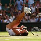 Wimbledon PHOTOS: Defending champ Kvitova knocked out; Federer wins