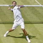 Wimbledon PHOTOS: Nadal slayer Brown ousted by Troicki